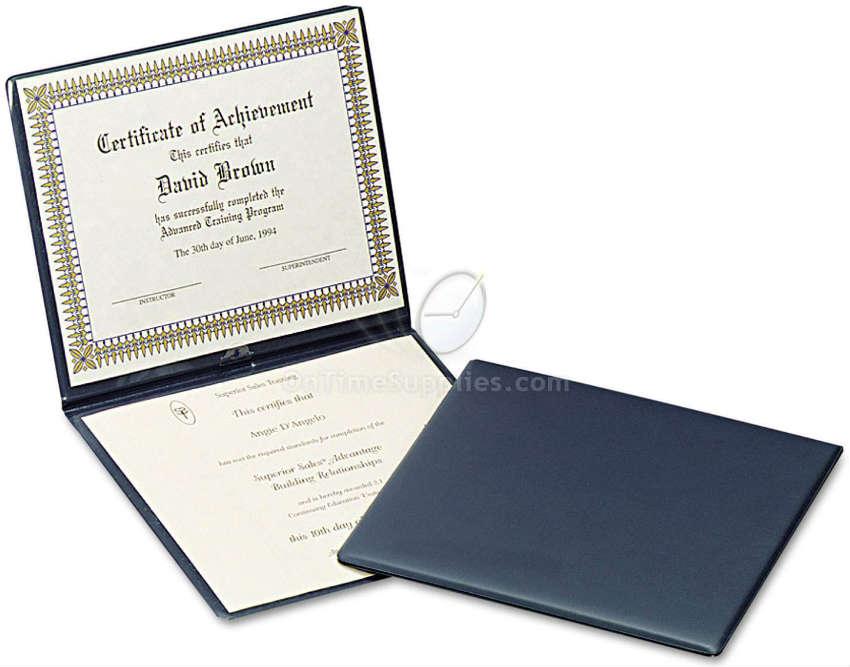 Oxford® Diploma Cover