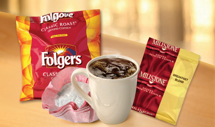 Download Folgers Coffee Mail in Rebate Banner