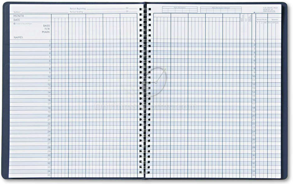 HOD51407 Class Record Book by House of Doolittle™