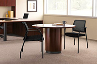 HON 10500 Series Round Conference Tables