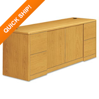 HON® 10700 Series Credenza with Doors