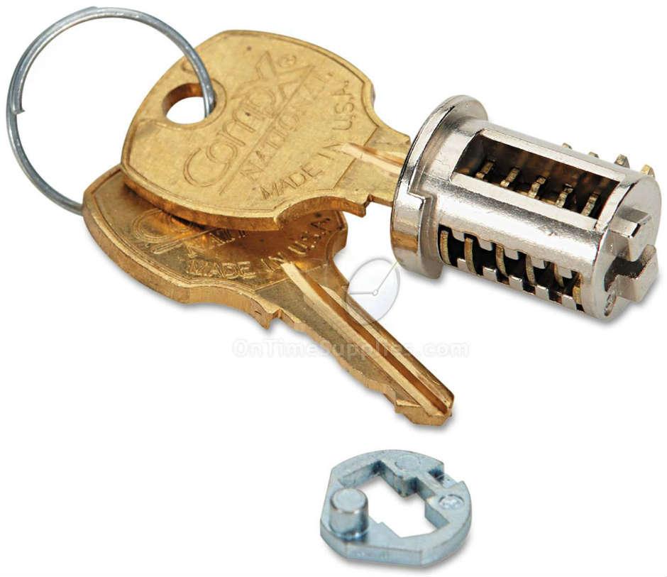 honf23cx hon file cabinet lock kit. Black Bedroom Furniture Sets. Home Design Ideas