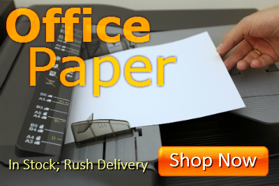 Shop Office Paper at On Time Supplies.