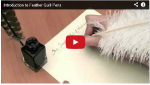 How to write with a quill pen