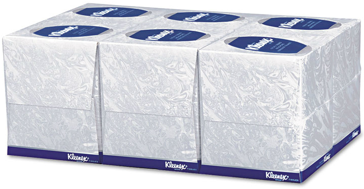 KIMBERLY-CLARK PROFESSIONAL* KLEENEX® White Facial Tissue