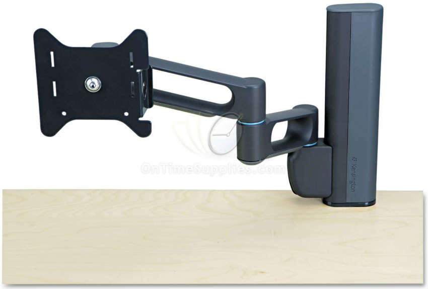 Column Mount Extended Monitor Arm w/SmartFit System by Kensington®
