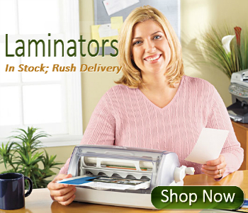 Shop Laminators at OnTimeSupplies.com