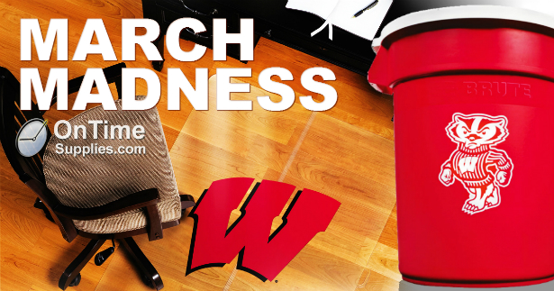 March Madness at OnTimeSupplies.com