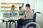 Office furniture wheelchair accessibility guide