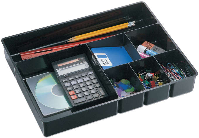 Gallery for office drawer organizer - Drawer desk organizer ...