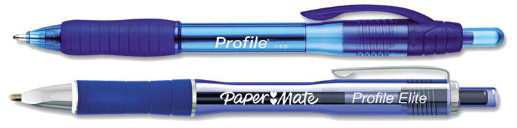 Paper Mate Profile Barrels
