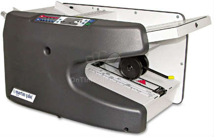Martin Yale® Model 1711 Electronic Ease-of-Use AutoFolder