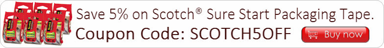 Scotch Tape Coupon Code
