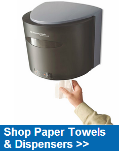Shop Paper Towels & Dispensers at On Time Supplies.
