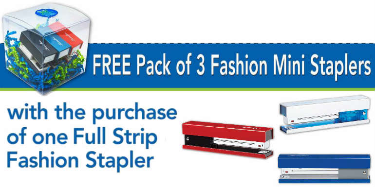 Swingline Stapler Mail in Rebate