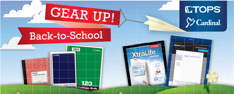 Download TOPS / Cardinal School Supplies mail in rebate