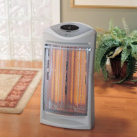 Tower-Style Electric Space Heater