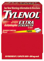 Tylenol® Extra-Strength Caplets