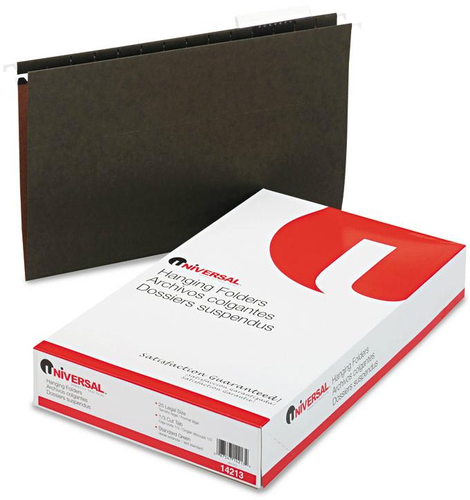 Universal® Hanging File Folders