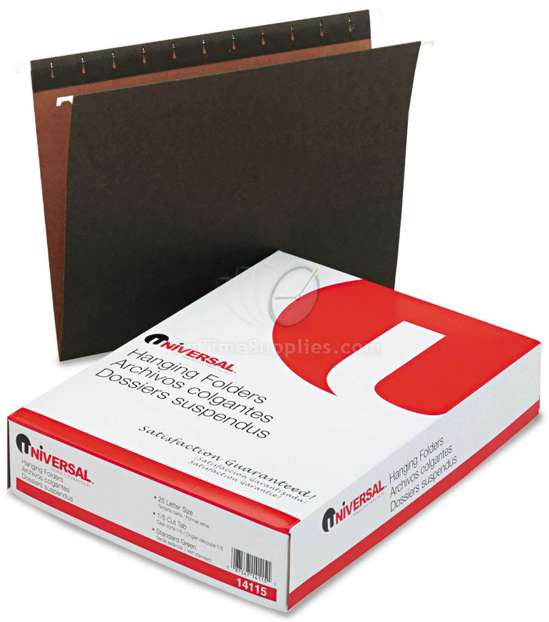 UNV14115 Universal® Hanging File Folders