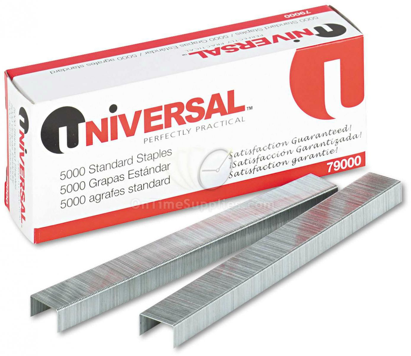 Standard Chisel Point 210 Strip Count Staples, 5,000/Box