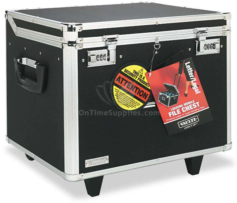 IDEVZ01270 Vaultz® Locking Mobile File Box ...