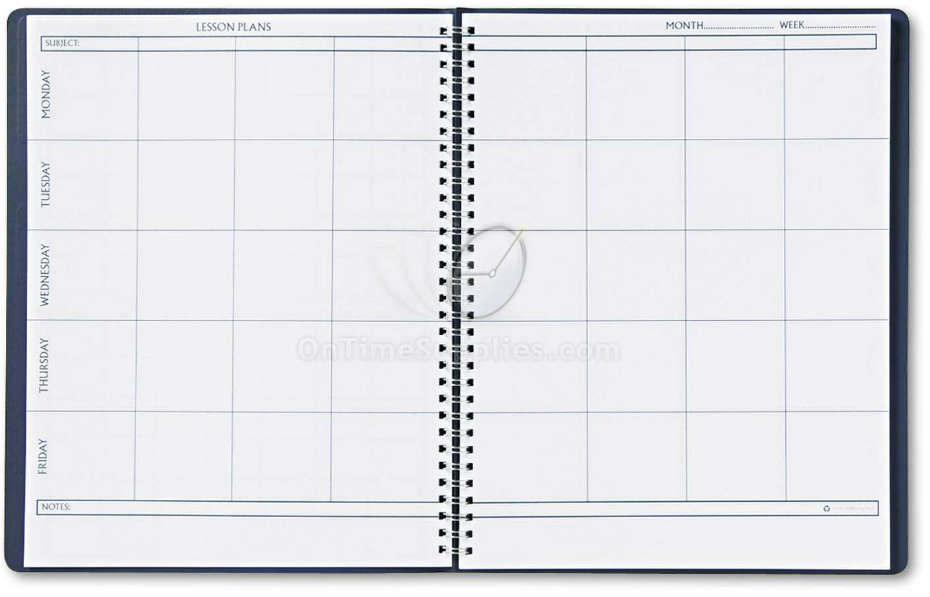 Ward® Lesson Planner