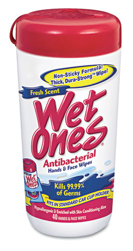 Shop Wet Ones at On Time Supplies