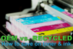 How to Save on Printer Cartridges