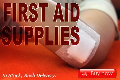 Shop First Aid Kits & Supplies