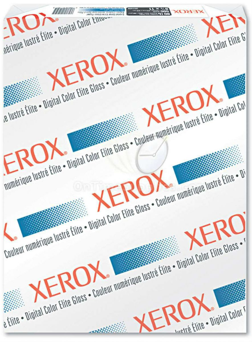 XER3R11459 Digital Color Elite Gloss Cover Stock by Xerox®