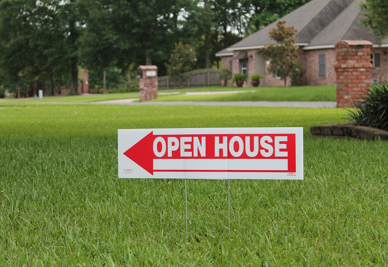 Find Properties with Open House