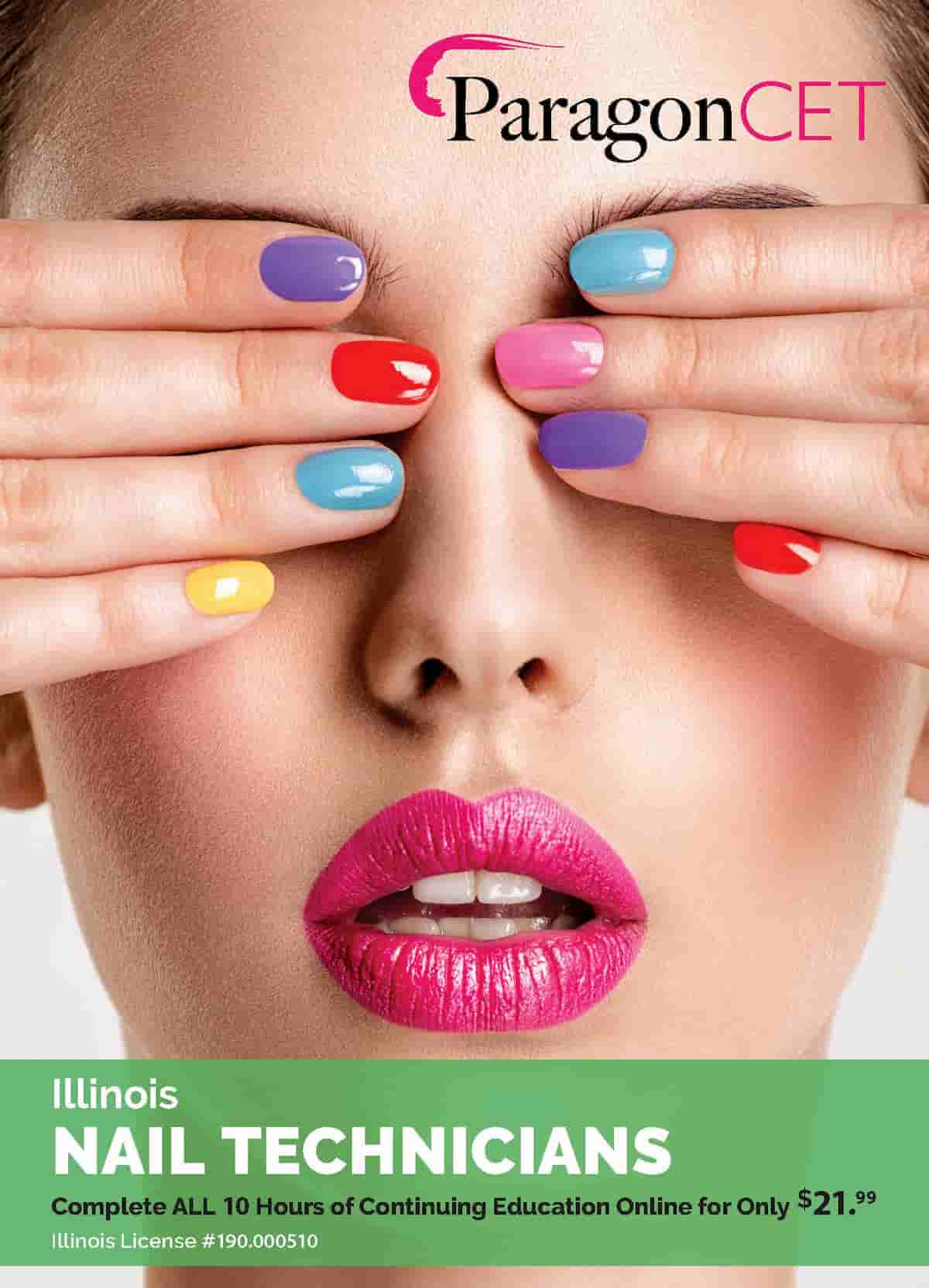Illinois Nail Technicians 2020