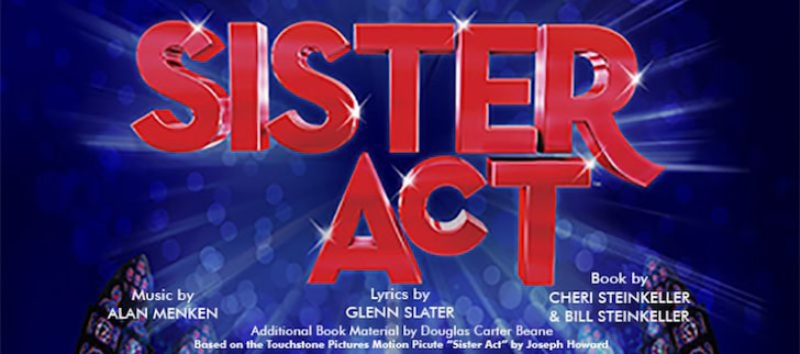 Sister Act flier