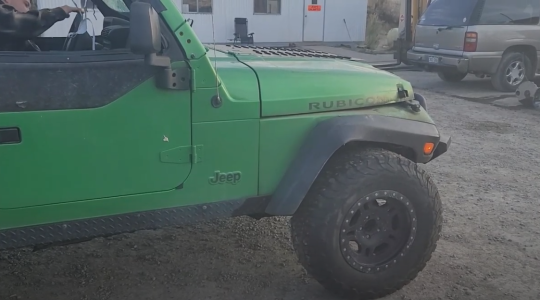 2004 Jeep Wrangler TJ Rubicon 92K Complete Part Out, 2 Videos Ship worldwide