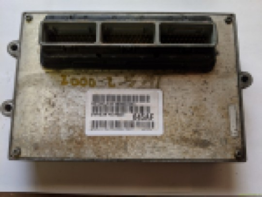 56041645AF 2000 Wrangler TJ 2.5L MT Engine Computer ECM PCM 4 Cylinder Manual