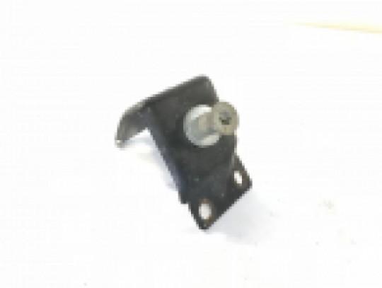 Tailgate Striker Rear Wheelhouse Pin Latch Bracket 97-98 TJ 55176450