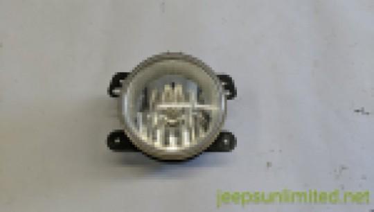 Front Fog Lamp Right or Left Side Bumper Light Mopar OEM 05182026AA