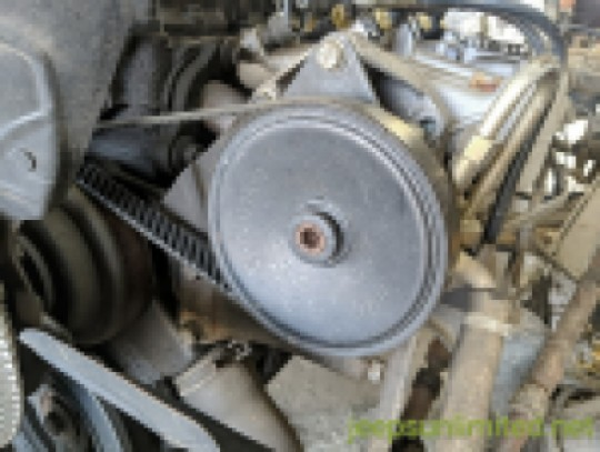 Power Steering Conversion Kit Complete with Reservoir Gear Box Pump and Lines YJ