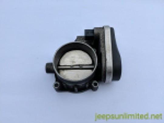 Throttle Body Assembly 5.7L V8 Hemi Engine Mopar OEM 05-13 WK XK 4591847AC