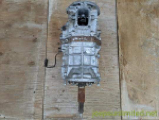 AX5 5 Speed Manual Transmission Assembly External Slave 2.5L 94-02 YJ TJ 52104548