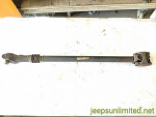 Front Drive Shaft for 4.0L or 2.5L Automatic Transmission 97-02 TJ 52098378AC