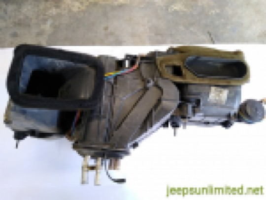 Heater Box Assembly with Air Conditioning A/C 02-06 TJ LJ 5073175AA