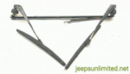 Windshield Frame Wiper Transmission Linkage 87-95 YJ 56003535 56003536 36000269