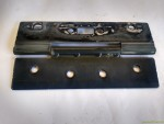 Windshield Center Hinge Fold Down Assembly 55395580AC
