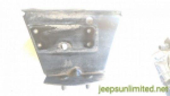 Tail Gate Spare Tire Carrier Mount OEM Bracket