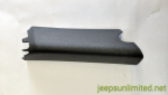 Windshield Molding Black Plastic Trim Passenger Right Side 1RG52TRMA