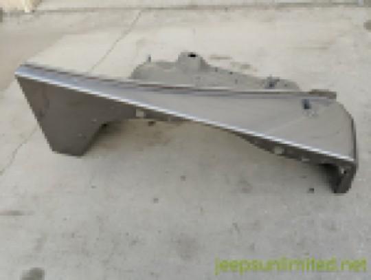Front Fender Right Passenger Side Light Khaki Metallic PJC 97-06 TJ LJ 5288089AB