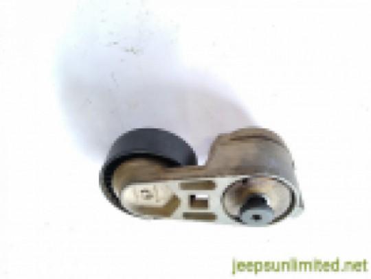 Serpentine Belt Tensioner Bracket and Pulley OEM 4.0L 99-06 TJ LJ WJ 4854089AB