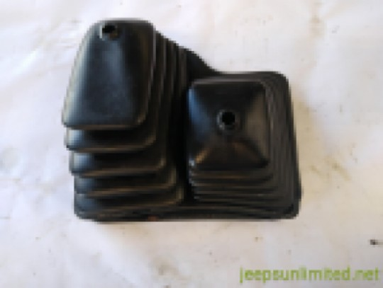 5 Speed Manual Transmission and 4x4 Outer Shift Boot 87-95 YJ 53004539